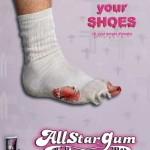 Allstargum - Foot