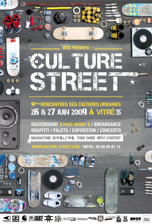 Culture Street 2009