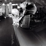 florian gerer in action skateboard trick